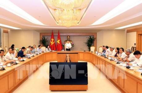 เวียดนามตั้งเป้าไว้ว่า ปี2018 ระเบียบราชการร้อยละ80จะดำเนินการในระบบอิเล็กทรอนิกส์ - ảnh 1