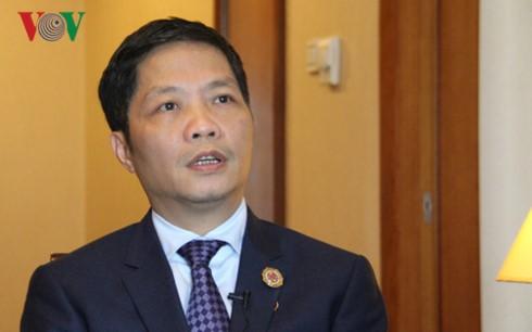 เวียดนามและตุรกีพยายามเพิ่มมูลค่าการส่งออกขึ้นเป็น4พันล้านดอลลาร์สหรัฐในปี2020 - ảnh 1