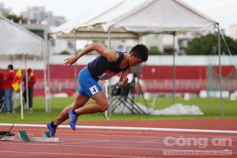 การแข่งขันกรีฑานานาชาตินครโฮจิมินห์-เวียดนามโอเพ่นครั้งที่24 - ảnh 1