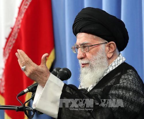 ผู้นำสูงสุดอิหร่านเตือนสหรัฐเกี่ยวกับข้อตกลงนิวเคลียร์ - ảnh 1