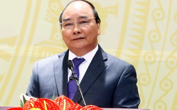 นายกรัฐมนตรีเวียดนามให้การต้อนรับรัฐมนตรีว่าการกระทรวงกิจการภายในของลาว - ảnh 1