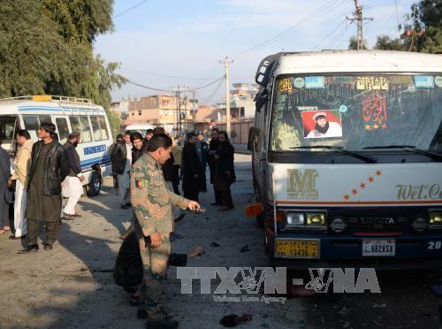 เกิดเหตุระเบิดฆ่าตัวตายในประเทศอัฟกานิสถาน - ảnh 1