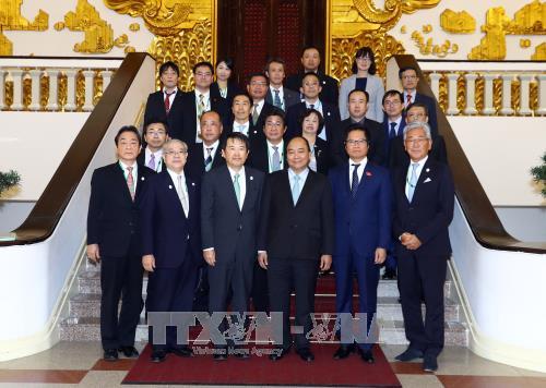 ผลักดันความร่วมมือระหว่างเวียดนามกับโปรตุเกส ญี่ปุ่นและสาธารณรัฐเกาหลี - ảnh 2
