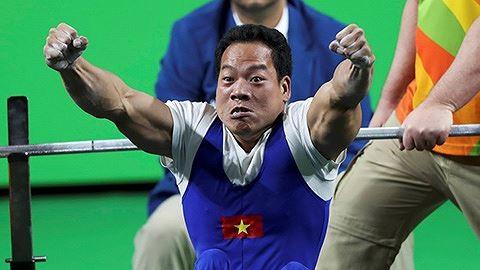 เวียดนามเข้าร่วมการแข่งขันยกน้ำหนักคนพิการชิงแชมป์โลก - ảnh 1