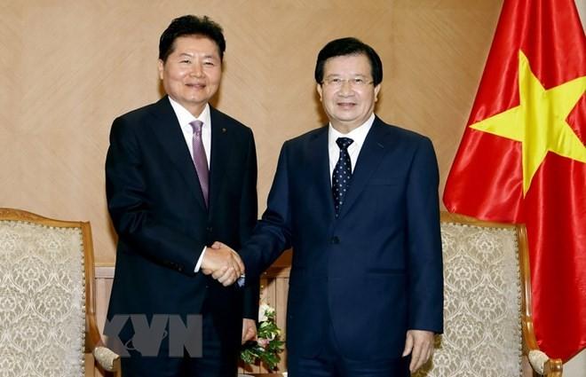ส่งเสริมความร่วมมือด้านการเกษตรระหว่างเวียดนามกับสาธารณรัฐเกาหลี - ảnh 1