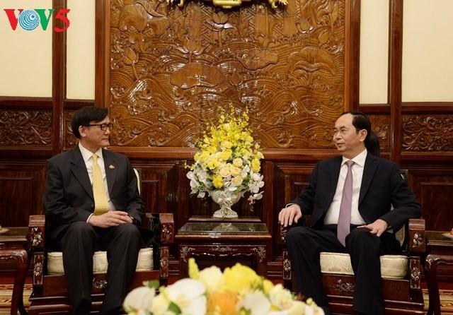ประมวลความสัมพันธ์ระหว่างเวียดนามกับไทยในเดือนเมษายน - ảnh 2