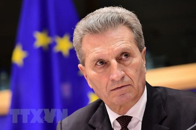 ประเทศสมาชิกอียูมีความขัดแย้งเกี่ยวกับร่างงบประมาณหลังBrexit - ảnh 1