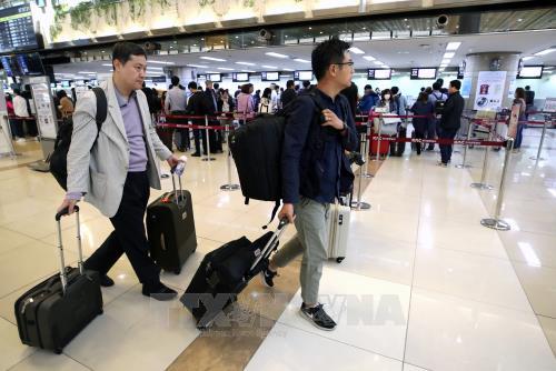 เปียงยางอนุมัติรายชื่อนักข่าวสาธารณรัฐเกาหลีที่เดินทางไปถึงเขตPunggye-ri    - ảnh 1