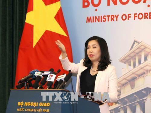 เวียดนามให้ความเคารพการตัดสินใจของประชาชนเวเนซุเอลาในการเลือกตั้งประธานาธิบดี - ảnh 1