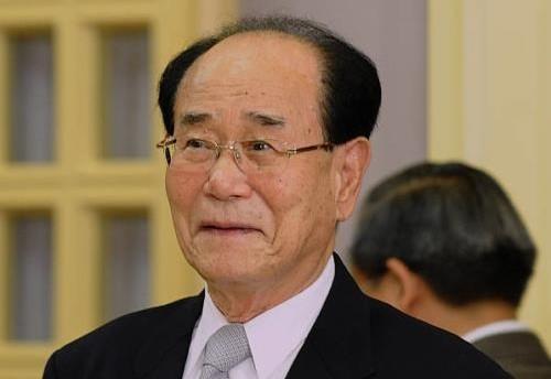 ประธานรัฐสภาสาธารณรัฐประชาธิปไตยประชาชนเกาหลีจะเข้าร่วมพิธีเปิดWorld Cup2018 - ảnh 1