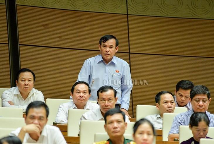 Kỳ họp thứ 5, Quốc hội khóa XIV: Đẩy mạnh hơn nữa công tác xây dựng pháp luật - ảnh 3