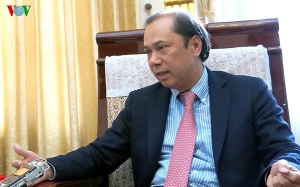 เวียดนามเข้าร่วมการสนทนาอาเซียน-สาธารณรัฐเกาหลีครั้งที่22 - ảnh 1