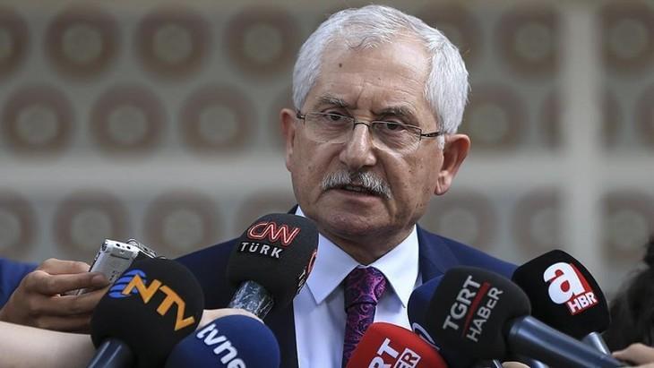 สภาการเลือกตั้งสูงสุดของตุรกีเลื่อนเวลาการประกาศผลการเลือกตั้งประธานาธิบดีและรัฐสภาออกไป - ảnh 1