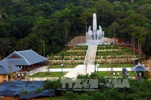ไมตรีจิตมิตรภาพที่อบอุ่นระหว่างเวียดนามกับลาวในหมู่บ้านชายแดนลาวโค - ảnh 1