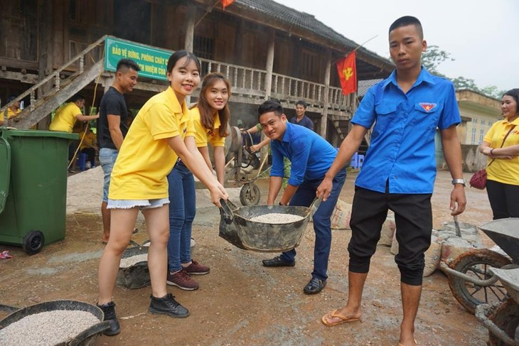 กิจกรรมต่างๆในกรอบโครงการแลกเปลี่ยนเยาวชนไทย-เวียดนามครั้งที่ 10 - ảnh 6
