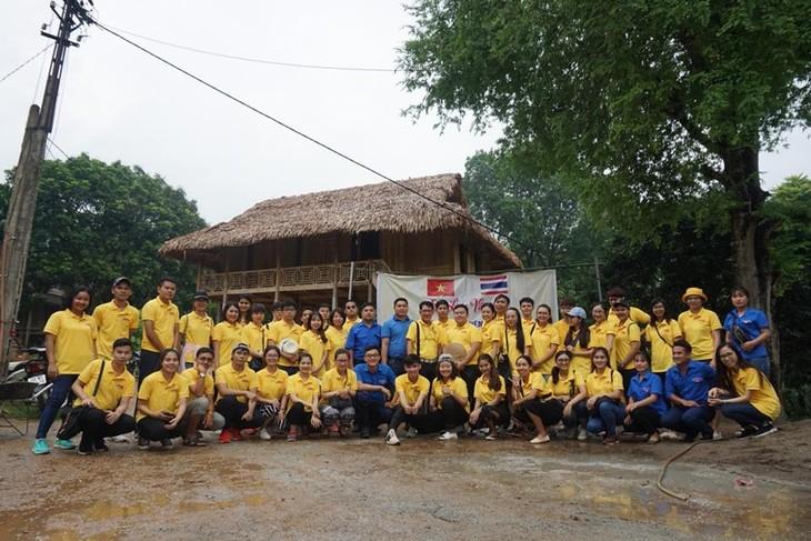 กิจกรรมต่างๆในกรอบโครงการแลกเปลี่ยนเยาวชนไทย-เวียดนามครั้งที่ 10 - ảnh 1