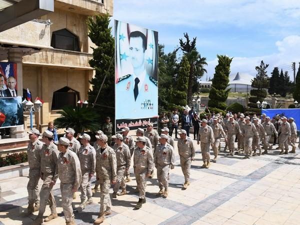 รัสเซียและอิหร่านหารือเกี่ยวกับสถานการณ์ในซีเรียและJCPOA - ảnh 1