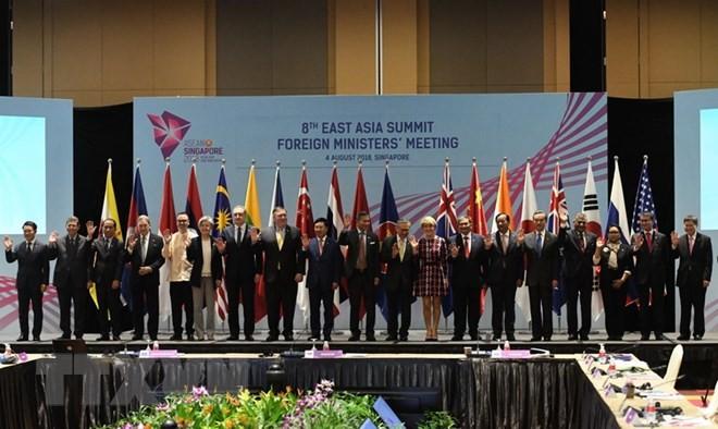 ประเทศเอเชียตะวันออกผลักดันความร่วมมือทางทะเล - ảnh 1
