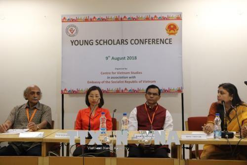 การสัมมนานักวิชาการรุ่นใหม่เวียดนาม-อินเดียกำชับความสัมพันธ์ทวิภาคี - ảnh 1