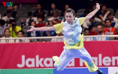 เวียดนามอยู่อันดับที่ 20 ในตารางเหรียญรางวัลหลังวันที่ 4ของการแข่งขันกีฬาเอเชียนเกมส์ 2018 - ảnh 1