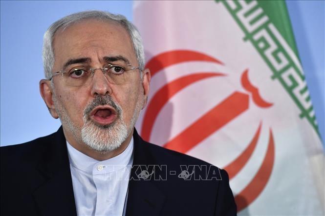 อิหร่านยืนหยัดตอบโต้มาตรการคว่ำบาตรของสหรัฐ - ảnh 1
