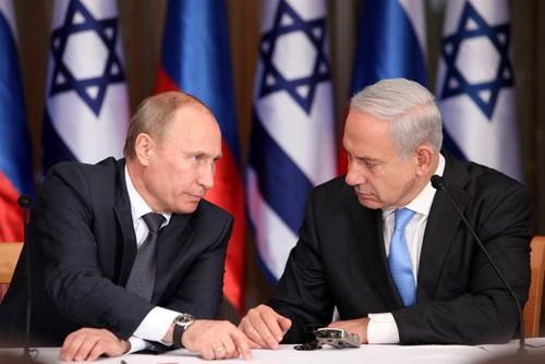 ผู้นำรัสเซียและอิสราเอลเห็นพ้องที่จะพบปะกันเพื่อลดความตึงเครียด - ảnh 1