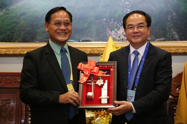 พุทธศาสนาเวียดนามส่งเสริมความสามัคคีกับพุทธศาสนาของประเทศต่างๆ - ảnh 1