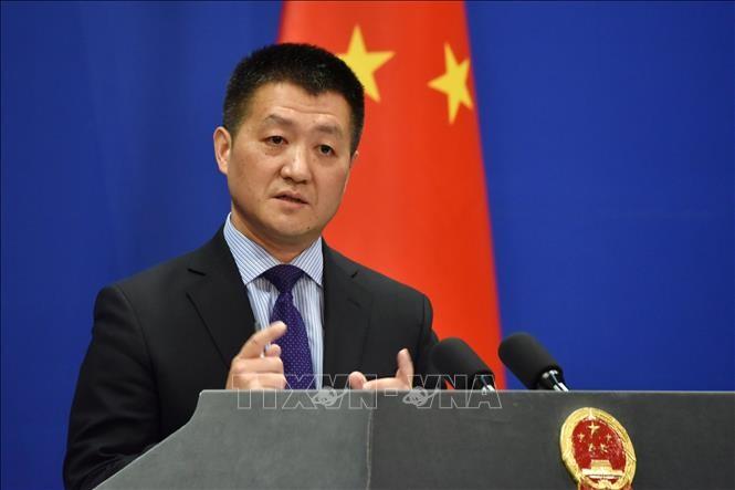ข้อตกลงการค้าระหว่างสหรัฐกับจีนต้องสร้างความสมดุลย์ - ảnh 1