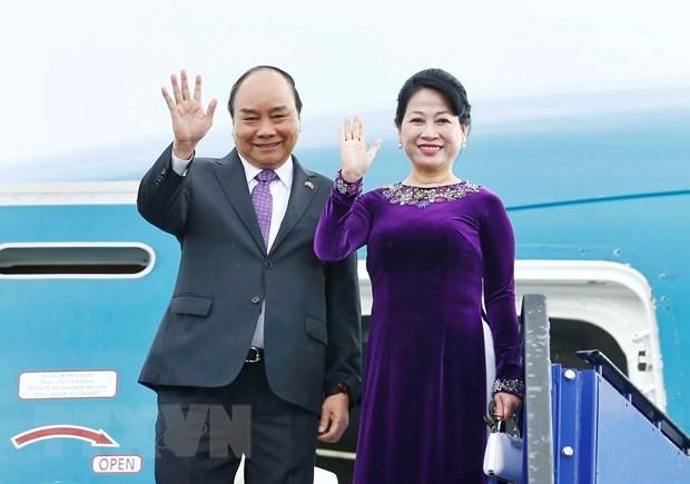 นากยรัฐมนตรีเวียดนามเสร็จสิ้นการเยือนรัสเซีย นอร์เวย์และสวีเดน - ảnh 1