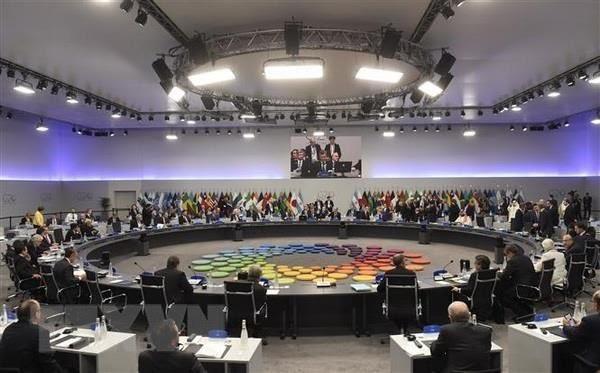 การประชุมรัฐมนตรีว่าการกระทรวงการคลังและผู้ว่าการธนาคารกลางของกลุ่มจี 20 - ảnh 1