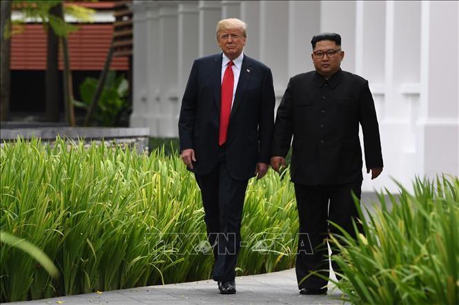 สหรัฐพร้อมเข้าร่วมการประชุมสุดยอดครั้งที่ 3 กับเปียงยาง - ảnh 1