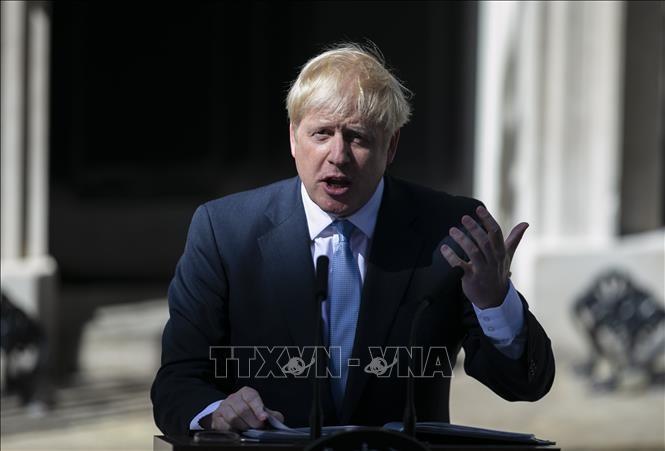 อังกฤษพร้อมทำการเจรจาถ้าหากอียูเปลี่ยนแปลงจุดยืน - ảnh 1