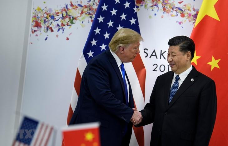 จีนเสนอให้สหรัฐสนับสนุนการเจรจารอบต่อไป - ảnh 1
