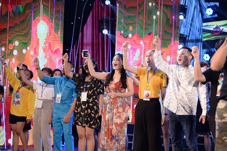 """Trước giờ G đêm chung kết cuộc thi """"Tiếng hát ASEAN+3"""" năm 2019 - ảnh 6"""