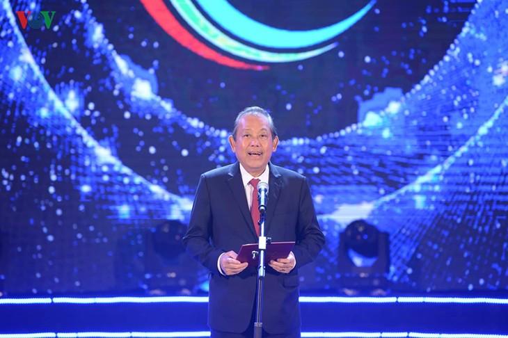 """Thí sinh Malaysia giành giải Nhất cuộc thi """"Tiếng hát ASEAN+3"""" năm 2019 - ảnh 3"""