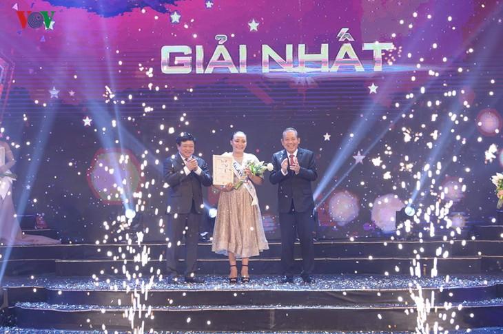 """Thí sinh Malaysia giành giải Nhất cuộc thi """"Tiếng hát ASEAN+3"""" năm 2019 - ảnh 10"""
