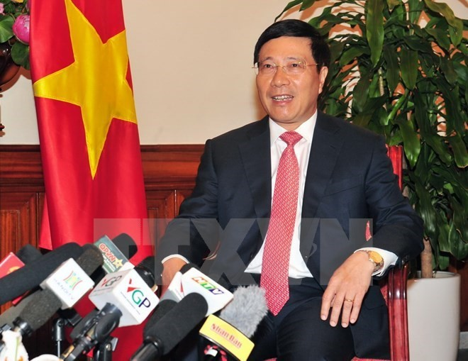Vietnam promotes comprehensive international integration - ảnh 2