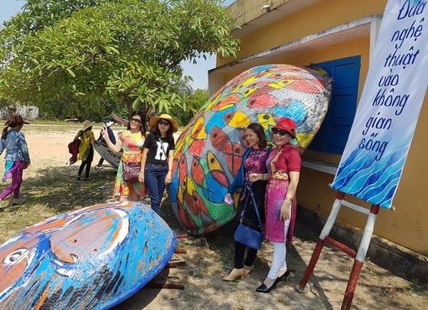 Tam Thanh art village enriches community  - ảnh 4