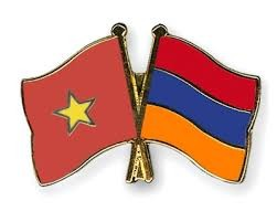 25th anniversary of Vietnam-Armenia relationship celebrated - ảnh 1