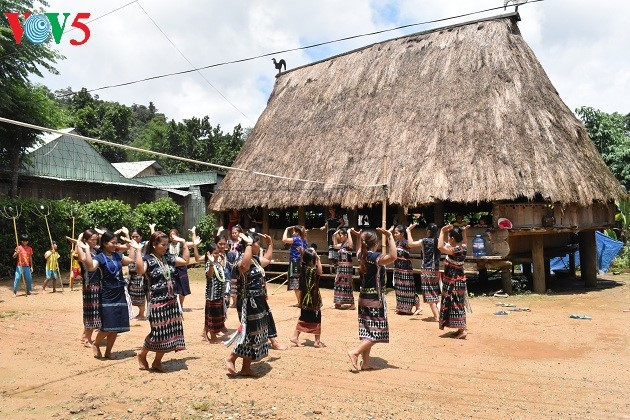 Co Tu's Guol house hosts communal activities  - ảnh 2