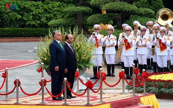 Vietnam, Hungary enter new era of cooperation - ảnh 1