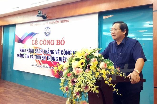 Vietnam releases ICT White Book 2017 - ảnh 1
