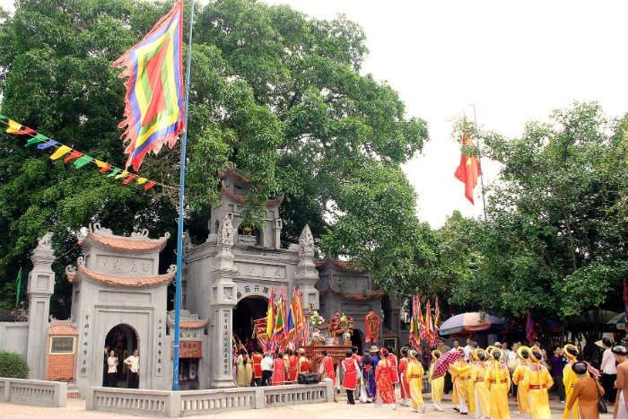 Mother Goddess temple in Hung Yen - ảnh 3