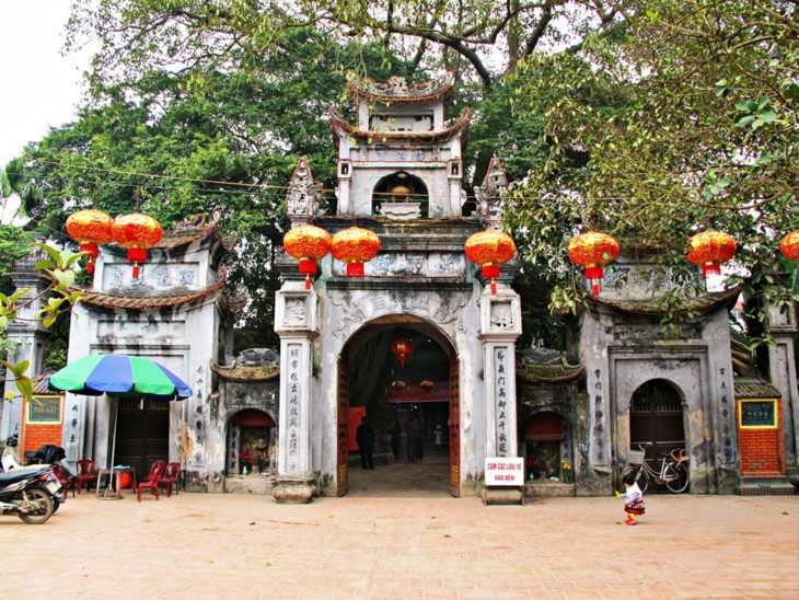 Mother Goddess temple in Hung Yen - ảnh 1