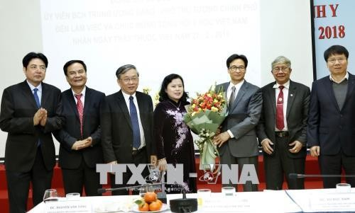 Vietnam Physicians' Day marked - ảnh 1