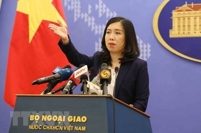 Vietnam asks China to maintain peace in East Sea - ảnh 1