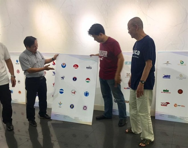 First Logo Vietnam exhibition takes place in Hanoi - ảnh 1