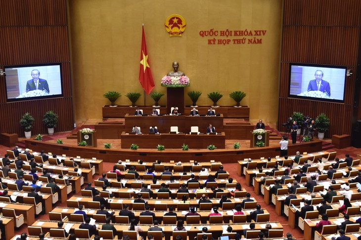 National Assembly session draws voters' attention - ảnh 1