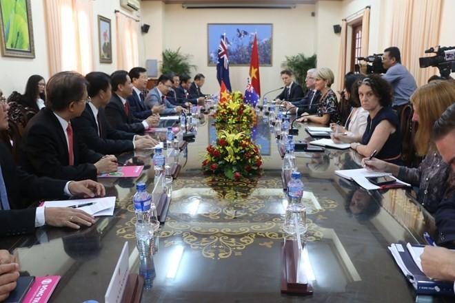 Vietnam, Australia strengthen bilateral ties - ảnh 1