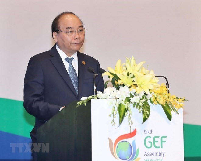 Vietnam ready to accompany GEF in boosting sustainable development - ảnh 1